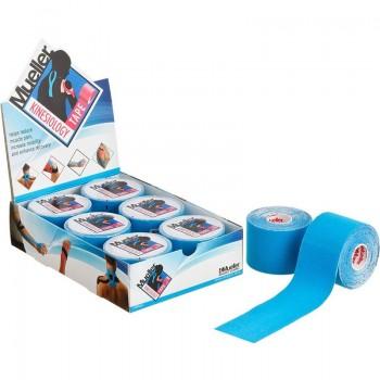 KINESIOLOGY TAPE BLUE (BOX)