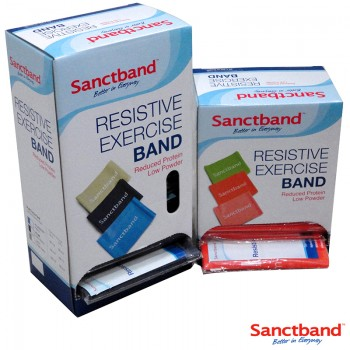 RESISTANCE BAND DISPENSER 30 Pieces