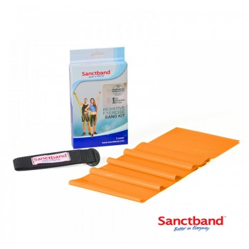 RESISTIVE EXERCISE BAND KIT